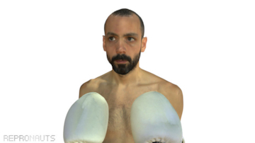3D body scanning london for boxing promotion