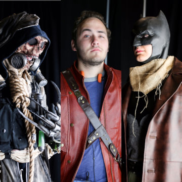 Cosplay-Scarecrow-Walkman-Batman