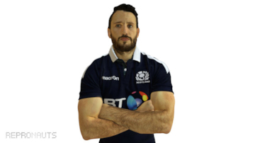 Scots Rugby International Tommy Seymour 3D Scan